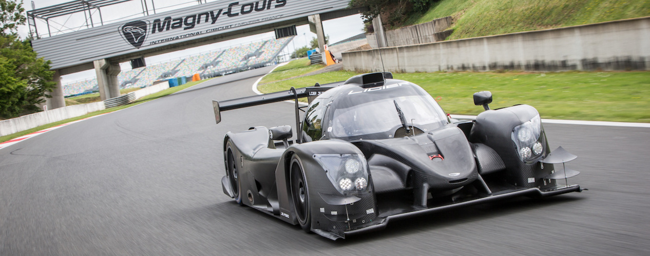 Ligier JS P320 endurance racing car from Ligier UK