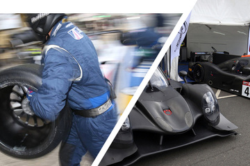 British Henderson Insurance LMP3 Cup Championship - Spares Supply