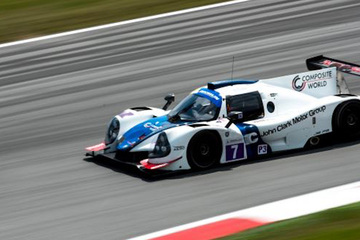Technical engineering support for Ligier cars