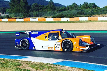 Ligier JS P3 dominates inaugural Ultimate Cup Series race