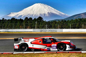 Tockwith Motorsports Win in Fuji with Ligier car